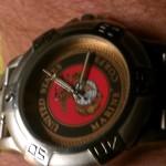 Dad's watch.
