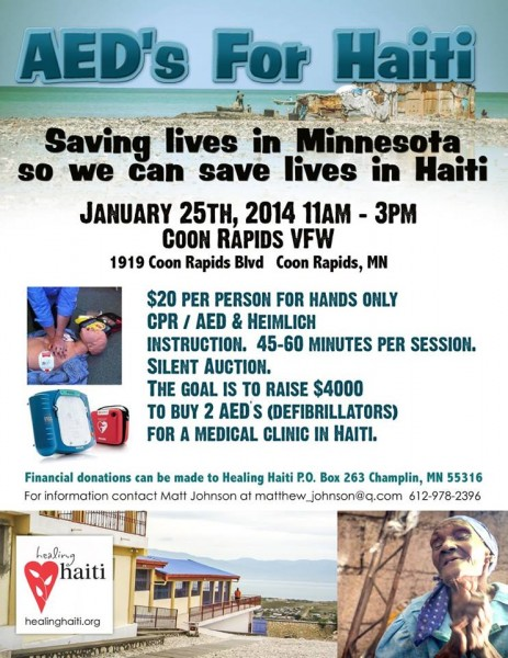 This is the best deal going for really learning CPR, and it benefits a great charity.
